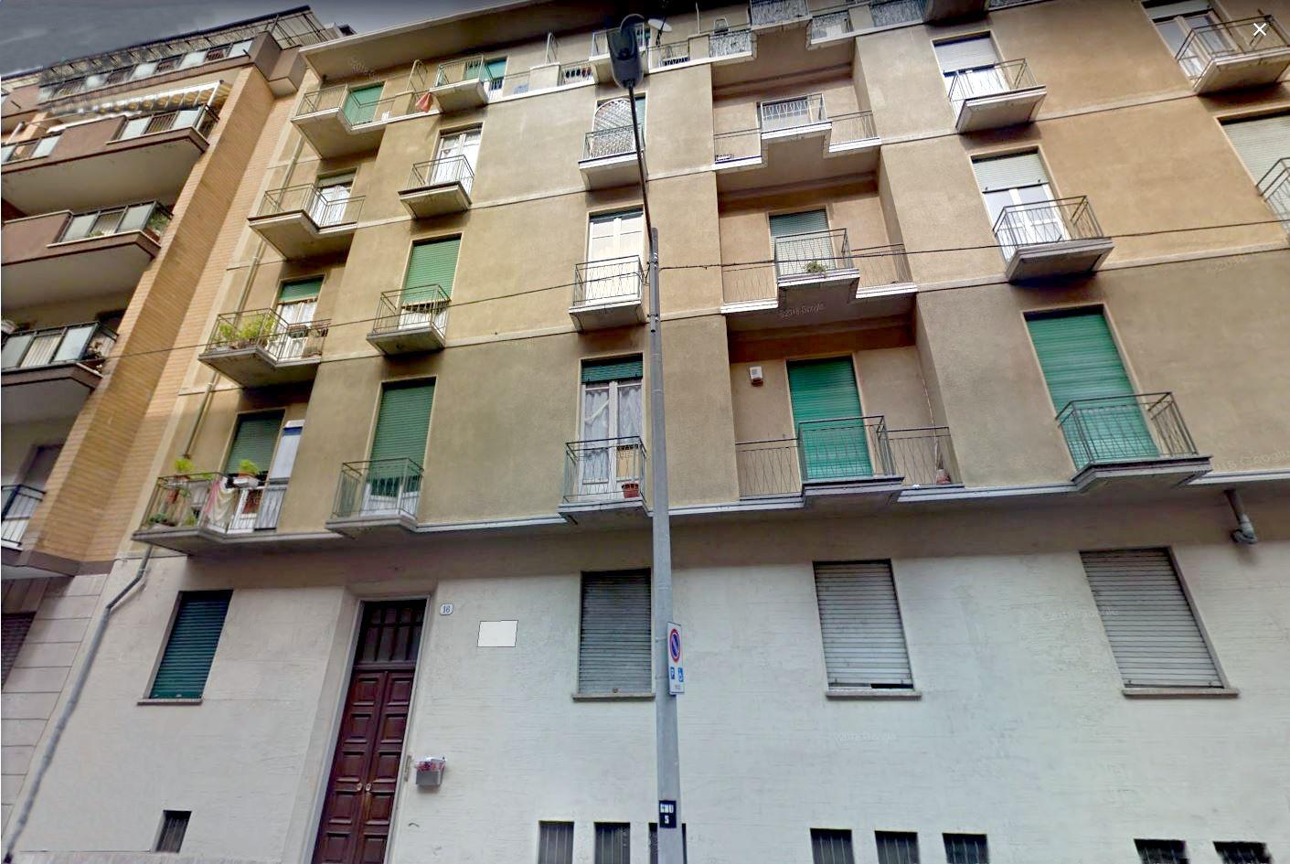 Torino, Via Graglia
