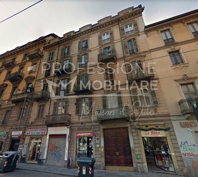 Torino, Via Madama Cristina