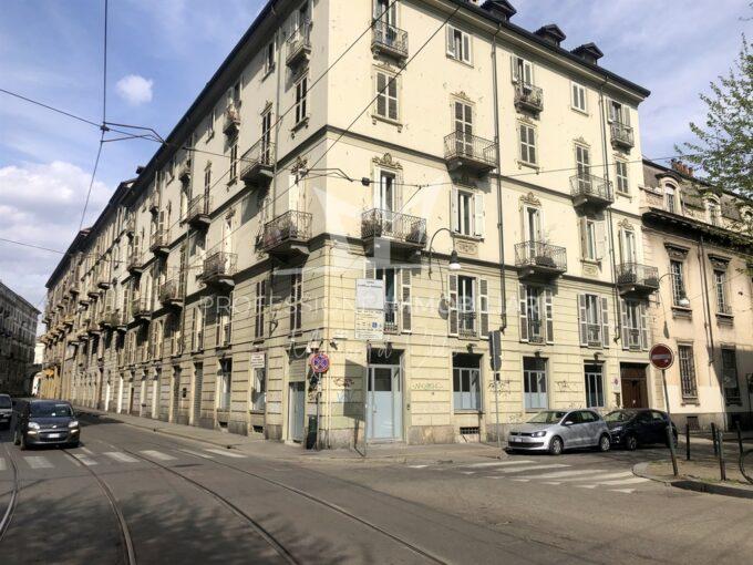 Torino, Via Giolitti